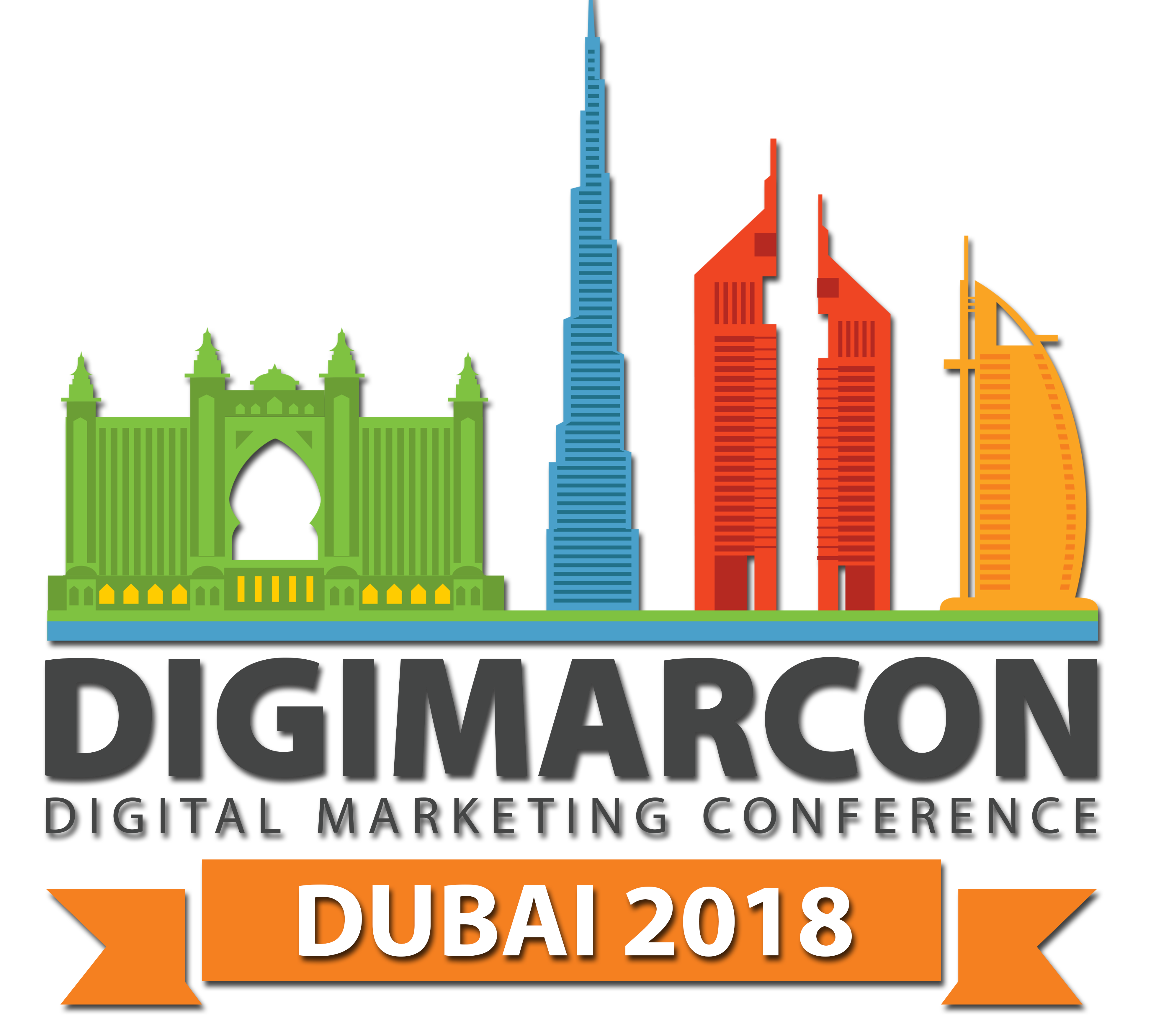 DigiMarCon Dubai 2018 · Oct 23