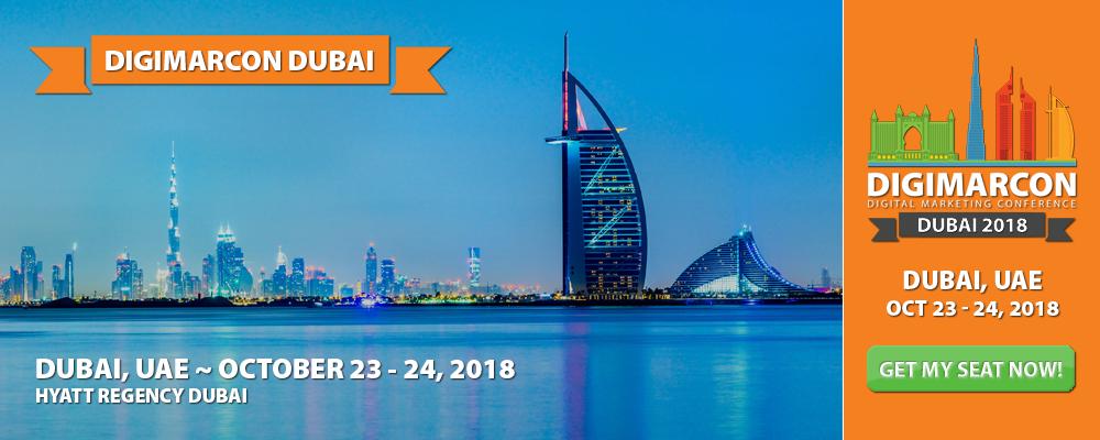 DigiMarCon Dubai 2018