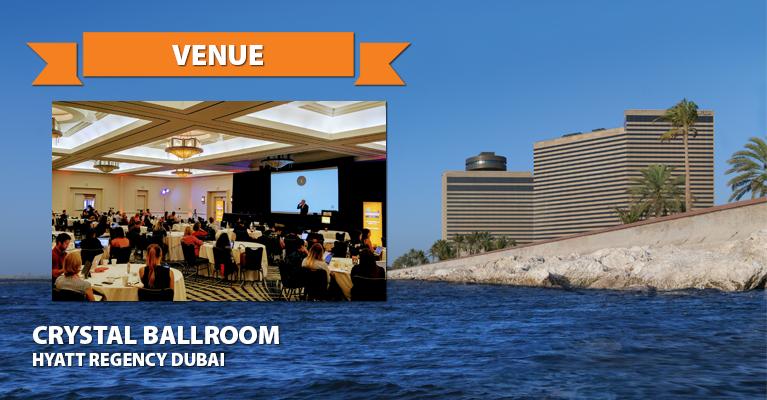 DigiMarCon Dubai 2022 Venue