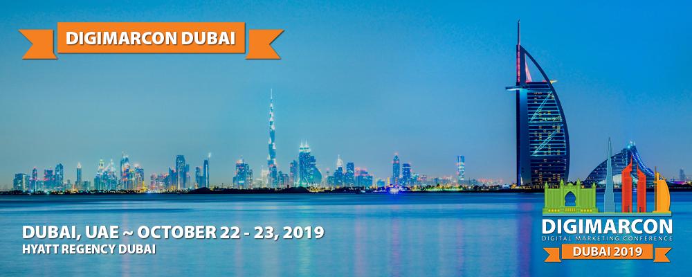 DigiMarCon Dubai 2019