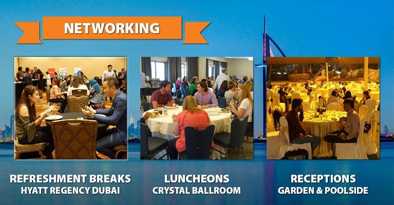 DigiMarCon Dubai Networking