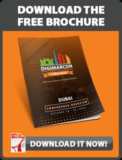 Download DigiMarCon Dubai 2022 Brochure